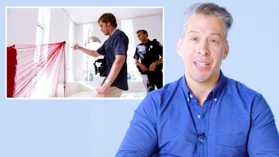 Forensics Expert Examines Crime Scene Investigations from Film & TV