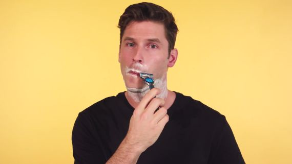 You're Doing It Wrong: The Perfect Shave