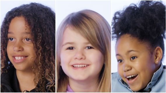 Girls Ages 5-18 Talk About Hair and Self Esteem