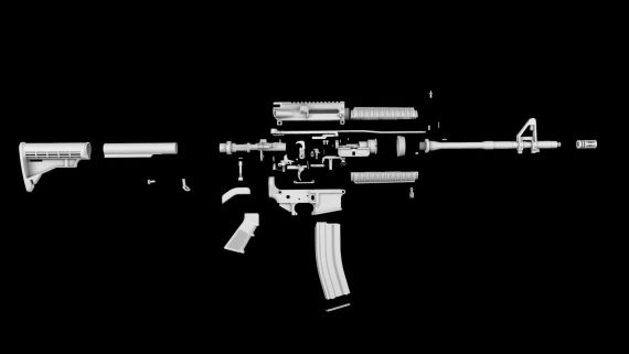 Legal Win Opens Pandora's Box for DIY Weapons