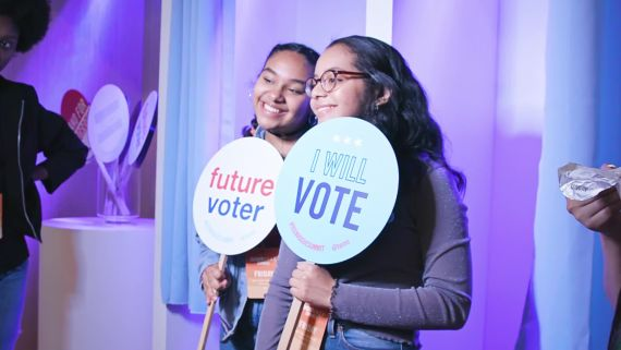 Why Young People Are Turning Up to the Polls