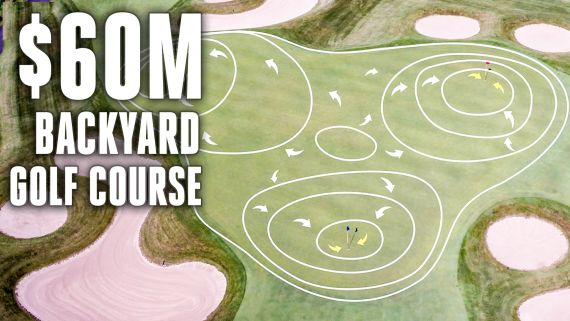 Every Feature of a $60 Million Backyard Golf Course in the Hamptons | Green Fees