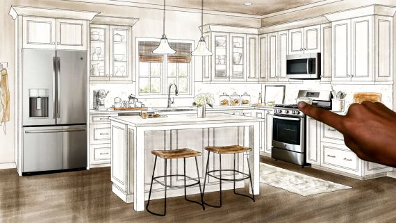 Changing the Face of Kitchen Design: Start with Stainless Steel