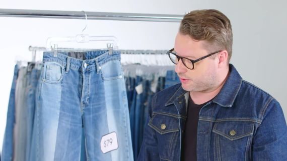 Denim Expert Explains Cheap Vs. Expensive Jeans