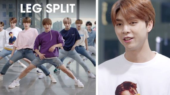 NCT 127 Breaks Down 'Cherry Bomb' Dance Moves