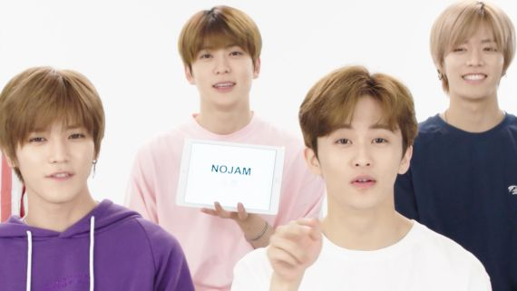 NCT 127 Teaches You Korean Slang