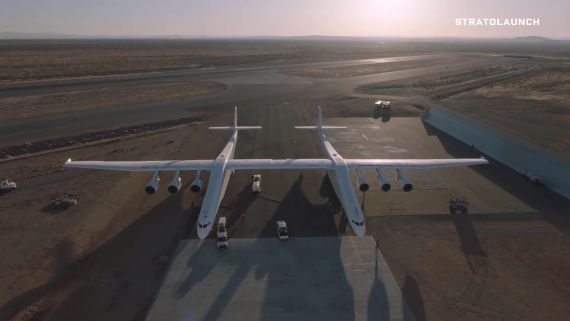 How Big is the World's Biggest Plane? Huge.