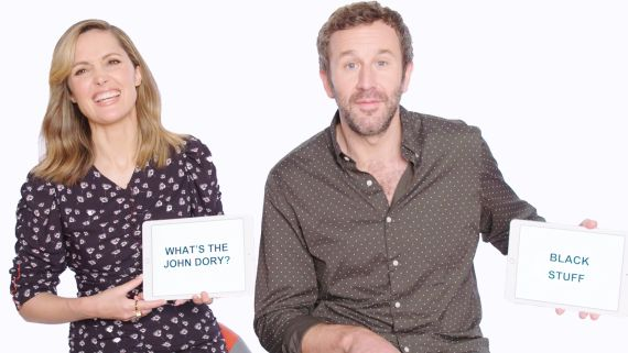 Rose Byrne and Chris O'Dowd Teach Australian and Irish Slang
