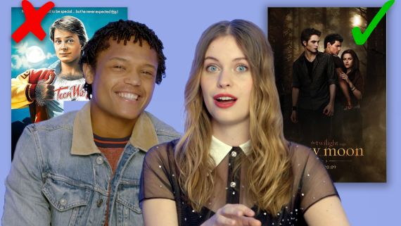 'The Innocents' Cast Test Their Supernatural Movie Knowledge