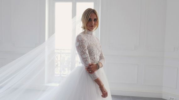 The Blonde Salad's Chiara Ferragni Is Married—Go Inside Her Final Wedding Dress Fitting at Dior