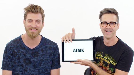 Rhett & Link Teach You Internet Slang