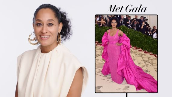Tracee Ellis Ross Breaks Down Her Fashion Looks, from Soul Train to the Met Gala