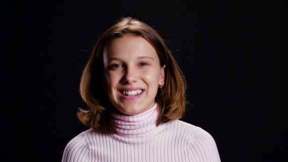 Millie Bobby Brown Gives Life Advice