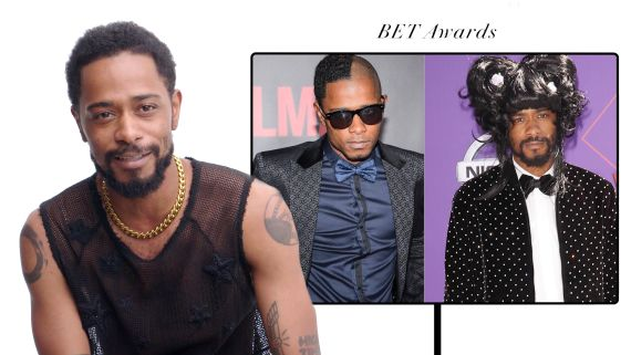 "Atlanta's Lakeith Stanfield ""Does What Feels Right"" with His Red Carpet Style"
