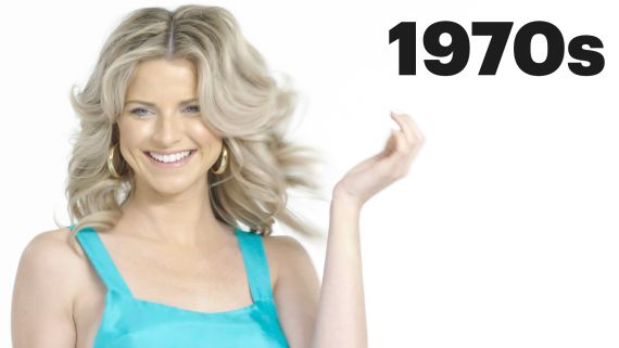 100 Years of Blonde Hair