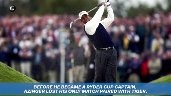 A Complete Ranking of Every Ryder Cup Partner Tiger Woods Has Ever Had