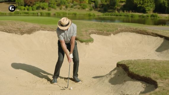 David Leadbetter's Keys to Getting Out of the Bunker