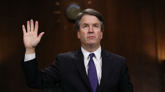 Brett Kavanaugh's Path to the Supreme Court