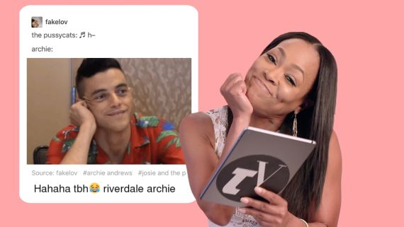 Robin Givens Reviews Riverdale Memes