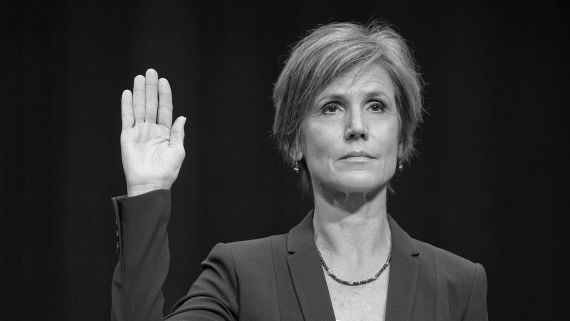 Sally Yates on Protecting Robert Mueller's Investigation