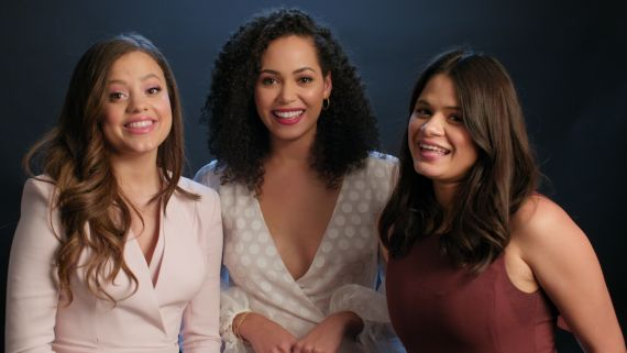 The Cast of Charmed on Their First Auditions and Meeting Each Other