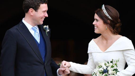 Inside Princess Eugenie's Royal Wedding
