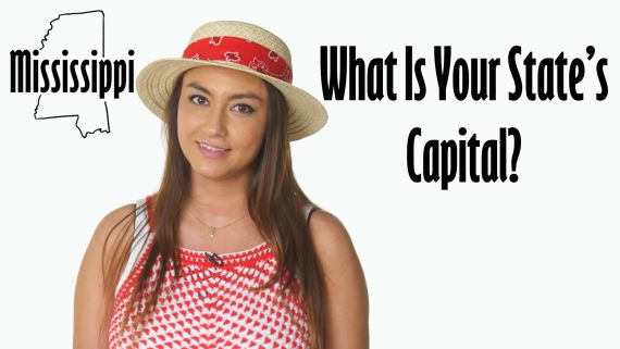 Do 50 People Know Their State Capitals and History?