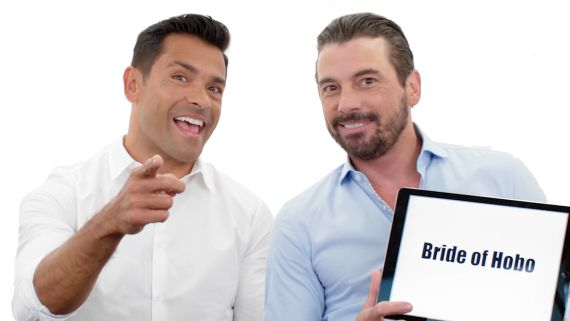 Riverdale's Mark Consuelos and Skeet Ulrich Teach You Riverdale Slang