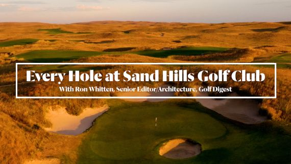 Every Hole at Sand Hills Golf Club in Mullen, Nebraska
