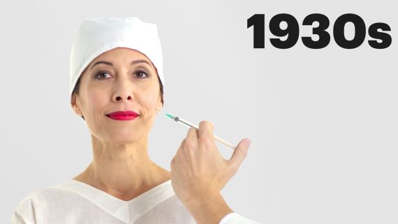 100 Years of Plastic Surgery