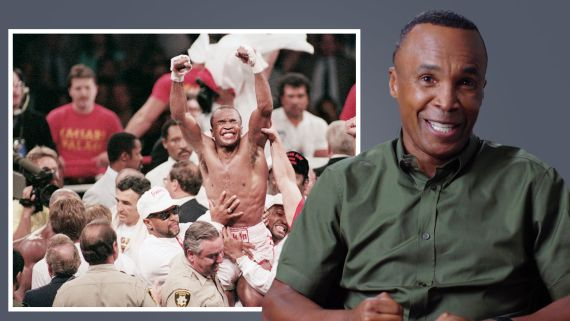 Sugar Ray Leonard Breaks Down His Most Iconic Fights