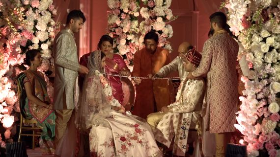 Nayha and Zubin's Real Wedding, Memphis, Tennessee
