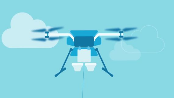 How Drones Have Transformed Disaster Relief