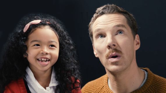 Benedict Cumberbatch Gets Interviewed By A Cute Kid
