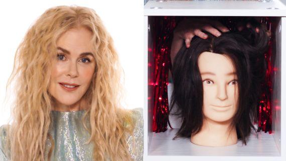Nicole Kidman Touches Eyebrow Wigs, Bacon Toothpaste & Other Weird Stuff