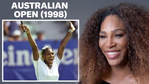 Serena Williams on How She Became Serena Williams