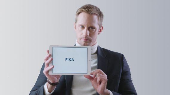 Alexander Skarsgård Teaches You Swedish Slang