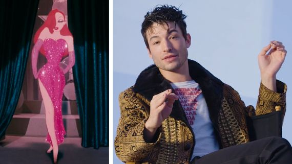 Ezra Miller Would Like to Thank His 5 Personal Style Heroes