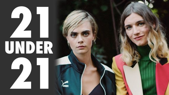 Cara Delevingne Wants You To Know Trans Activist Lily Madigan