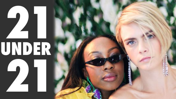 Cara Delevingne Wants You To Meet Trendsetter Tia Adeola | 21 Under 21