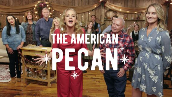 The Super American Pecan-A-Thon!