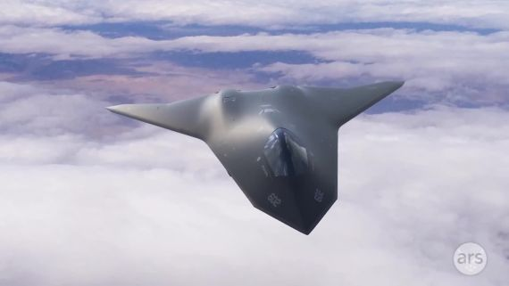 Hybrid Options for US's Next Top Fighter