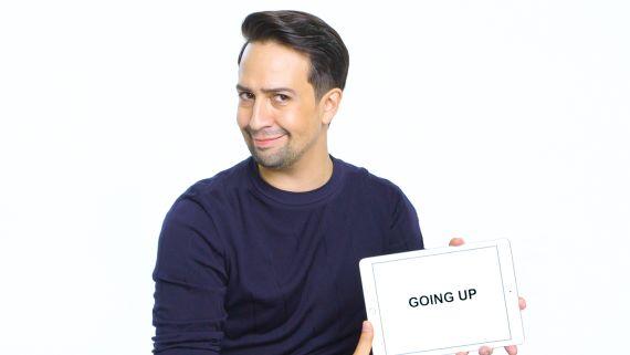 Lin-Manuel Miranda Teaches You Broadway Slang
