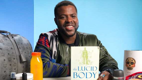 Black Panther's Winston Duke Shows Us His 10 Essentials