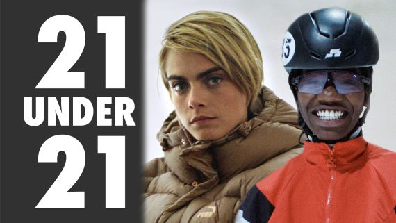 Cara Delevingne Wants You To Meet Olympic Speedskater Maame Biney | 21 Under 21