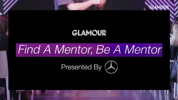 Be a Mentor. Find a Mentor.