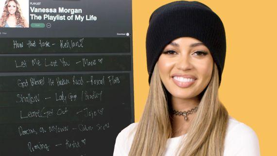 Vanessa Morgan Creates the Playlist of Her Life