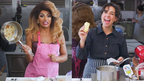 Shangela Tries to Keep Up with Carla