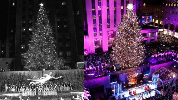Ninety Years of Christmas in New York City