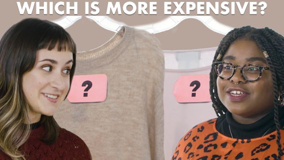 Designer and Expert Explains Cheap Vs. Expensive Sweaters
